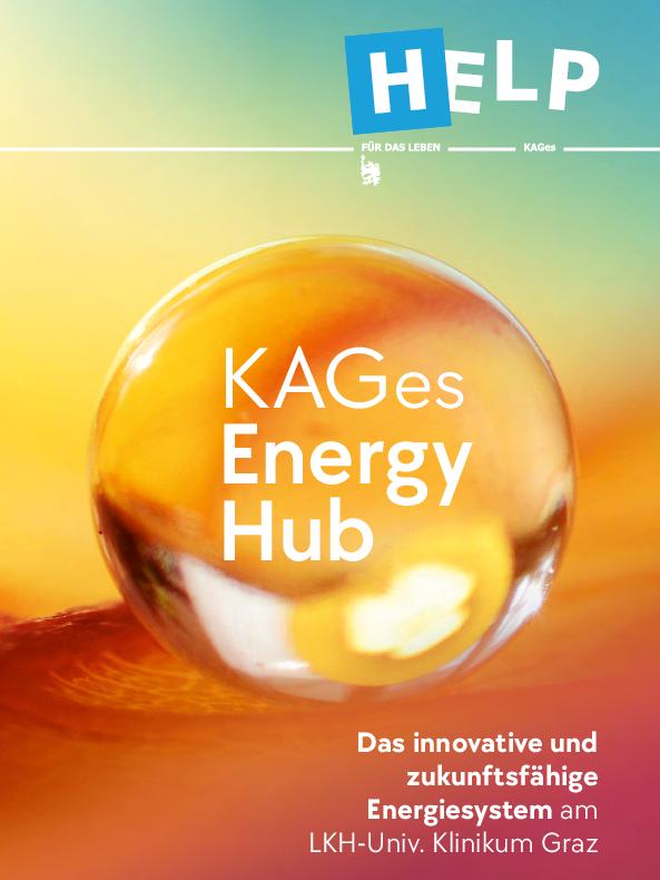 KAGes Energy Hub Broschüre